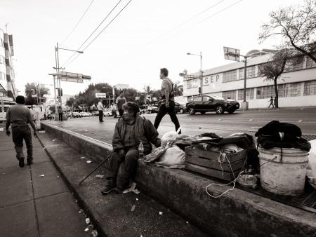 La vie dure à Mexico