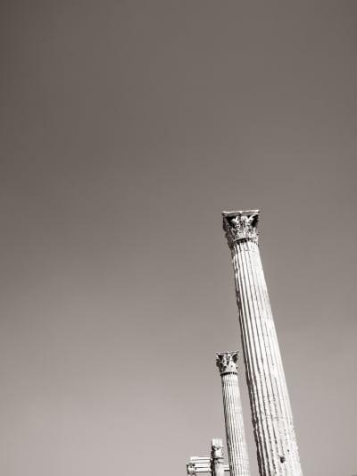 Temple de Zeus à Athènes