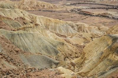 Désert du Negev