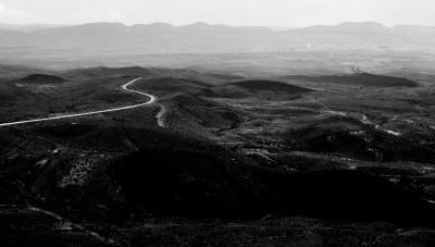 Vallée de la mer morte