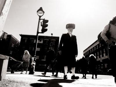 Sur la rue dans le Mile-end