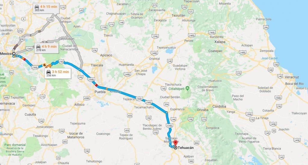 Tehuacan-Mexico