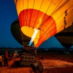 Travel diary: A hot air balloon ride in Cappadocia